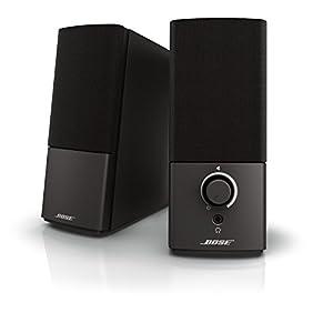 Bose Companion 2 Series III multimedia speaker system PCスピーカー
