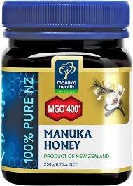 マヌカハニー蜂蜜 MGO400+ 250g  ニュージーランド産(海外直送品 並行輸入品) [並行輸入品]