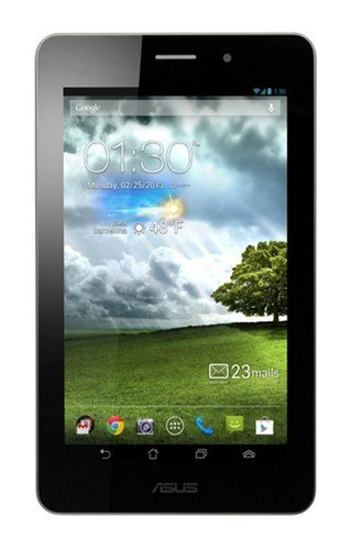 ASUS Fonepad TABLET / グレー ( Android 4.1.2 / 7inch touch / Z2420 / 1G / 8G / SIM フリー / microSIM ) ME371-GY08