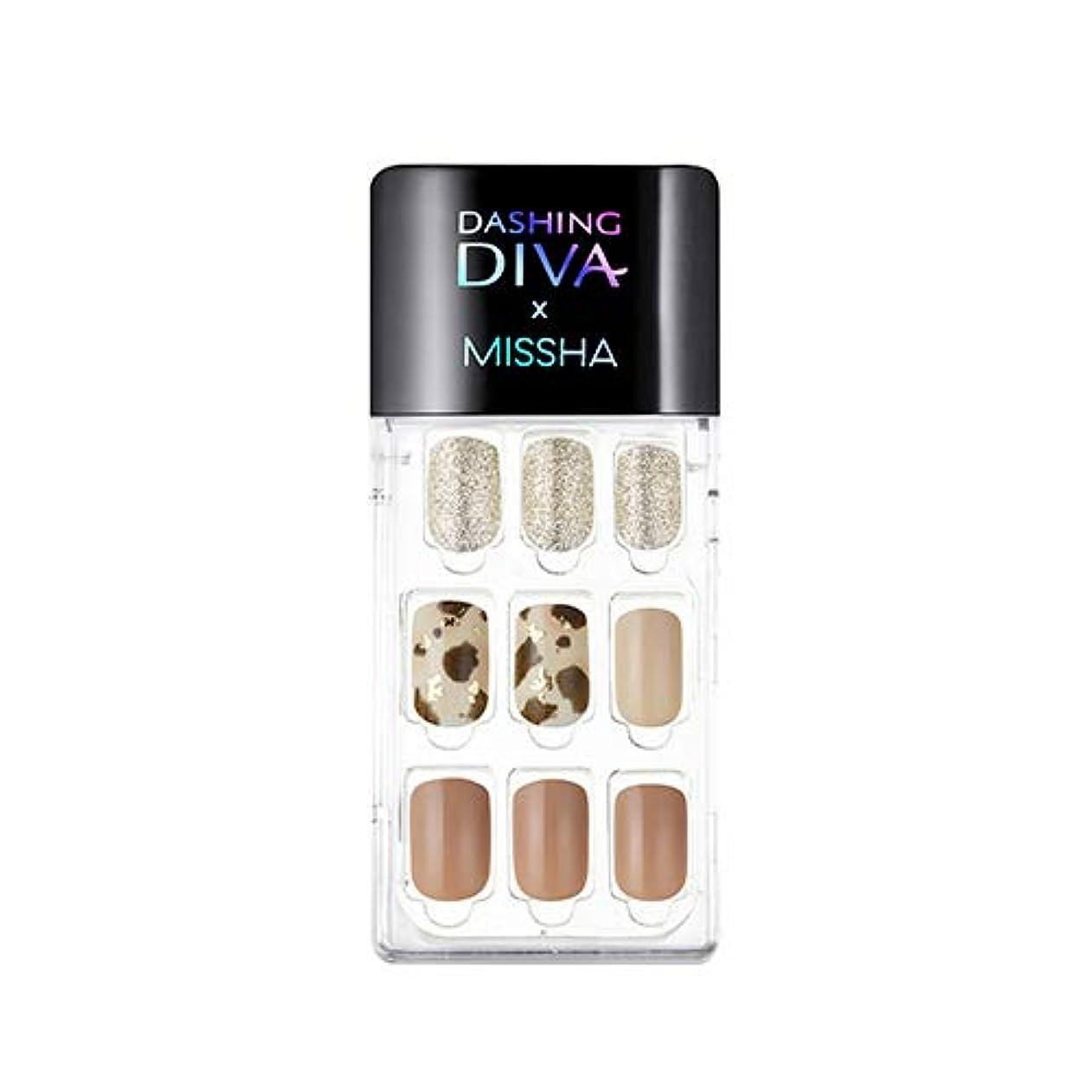 罪看板添加剤[ ミシャ X ダッシングディバ ] マジックプレス スーパースリムフィット MISSHA Dashing Diva Magic Press Super Slim Fit #MDR_504 Be Yours [並行輸入品]