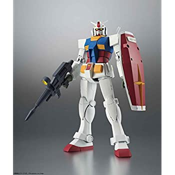 ROBOT魂 機動戦士ガンダム [SIDE MS] RX-78-2 ガンダム ver. A.N.I.M.E. [BEST SELECTION] 約125mm ABS&PVC製 塗装済み可動フィギュア