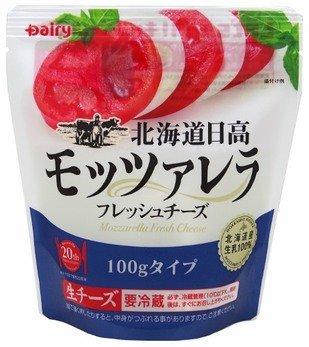 モッツァレラフレッシュチーズ 100g 【冷蔵】南日本酪農(12パック)