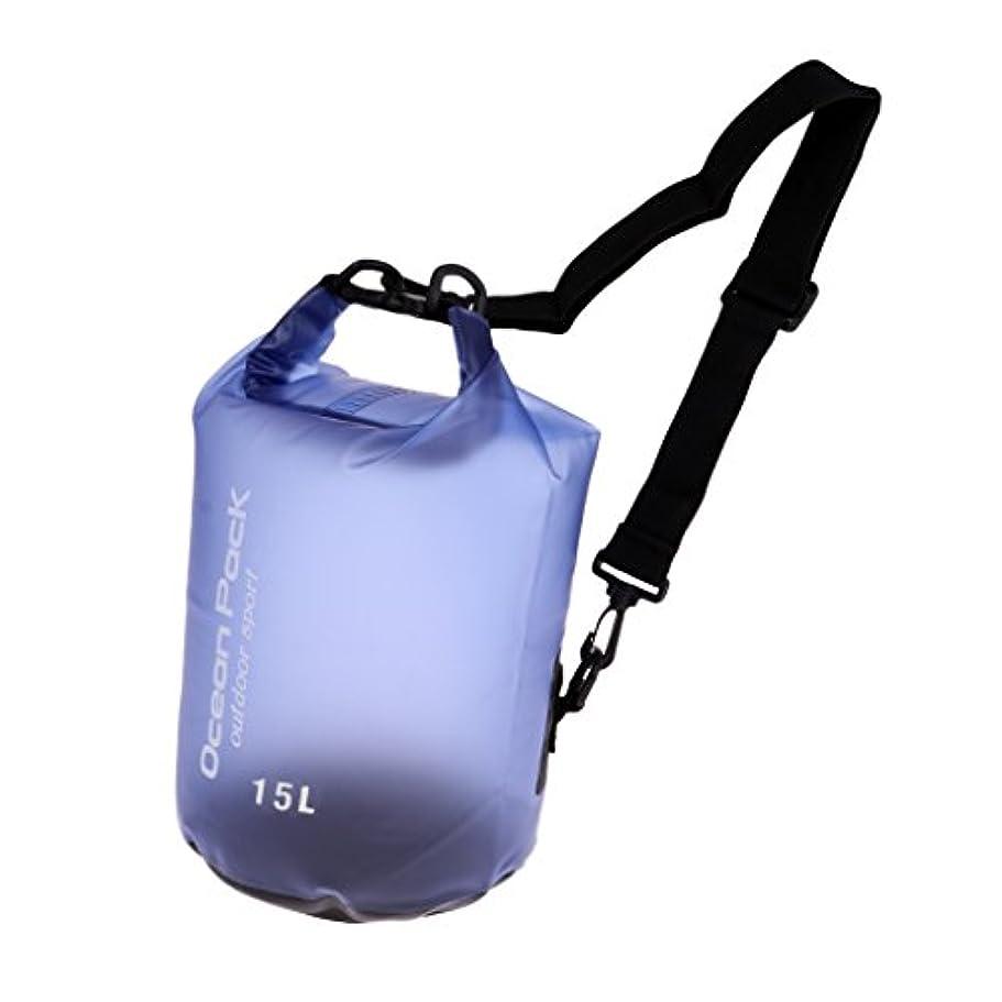 競う正直理論的SM SunniMix 防水ドライバッグ スイム ラフティング カヤック セーリング カヌーリュック サック PVC 全3色5サイズ