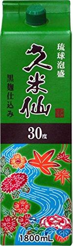 久米仙酒造 久米仙 パック 30度 1800ml