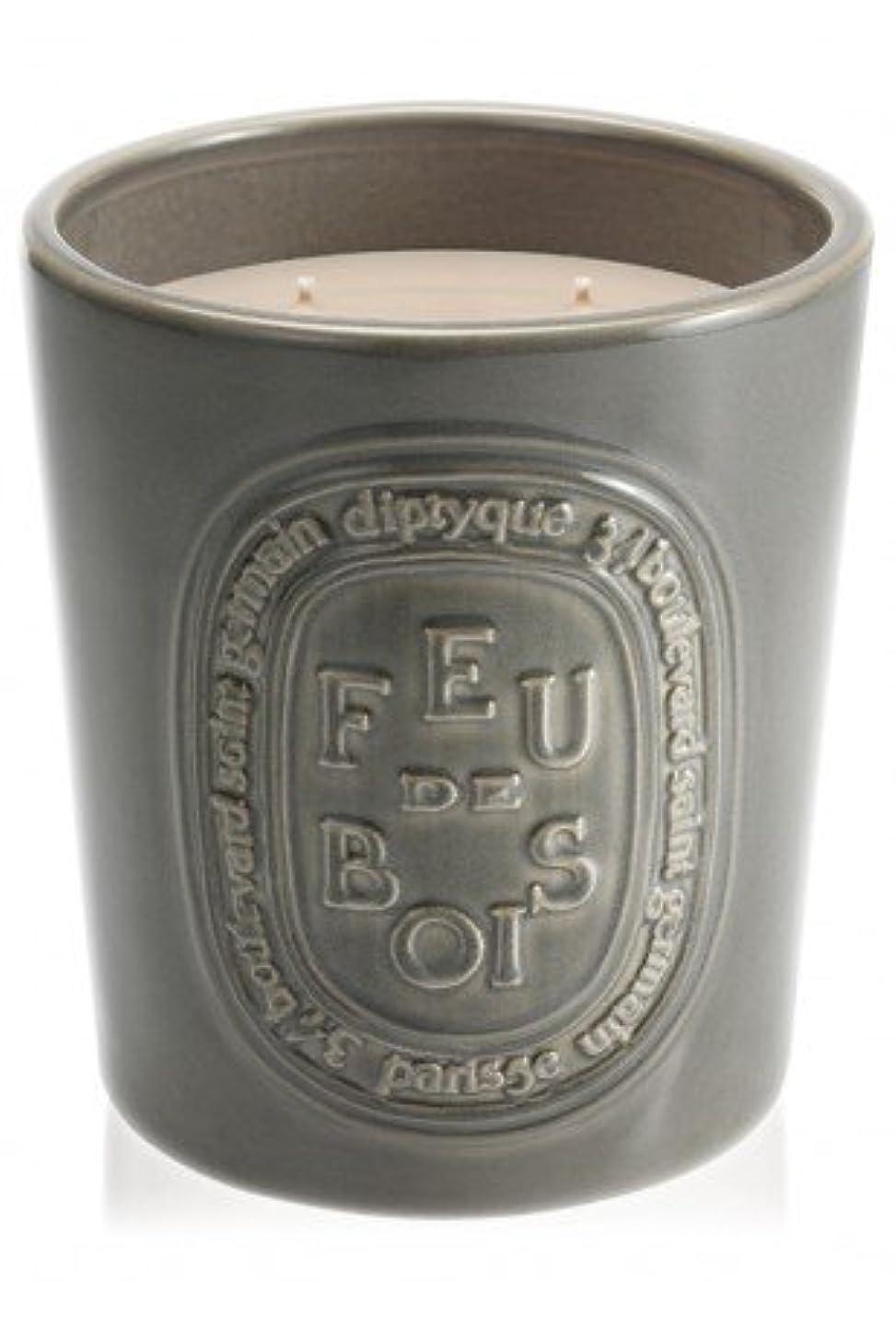 商業のショルダー梨ディプティック(DIPTYQUE) フドゥボア(たきぎ)キャンドル 1500g(1.5kg) [並行輸入品]