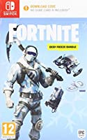 Fortnite: Deep Freeze Bundle (Nintendo Switch) (輸入版)