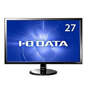 I-O DATA 27型ワイドディスプレイ (広視野角ADSパネル採用/フルHD/14ms/HDMI端子付/スピーカ搭載) DIOS-MF271XDB