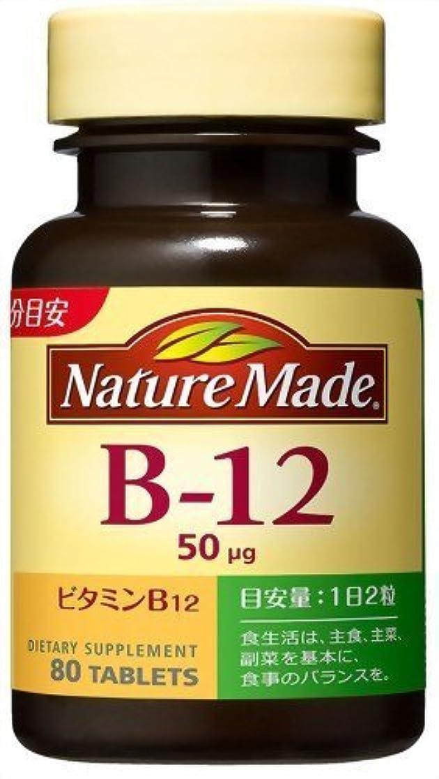市場無視道に迷いました大塚製薬 ネイチャーメイドビタミンB12 80粒×2 907