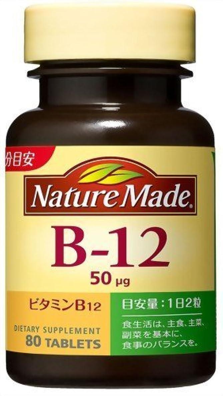 狂人適度にぴったり大塚製薬 ネイチャーメイドビタミンB12 80粒×2 907