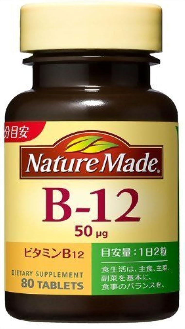 安全なハンディキャップ切る大塚製薬 ネイチャーメイドビタミンB12 80粒×2 907