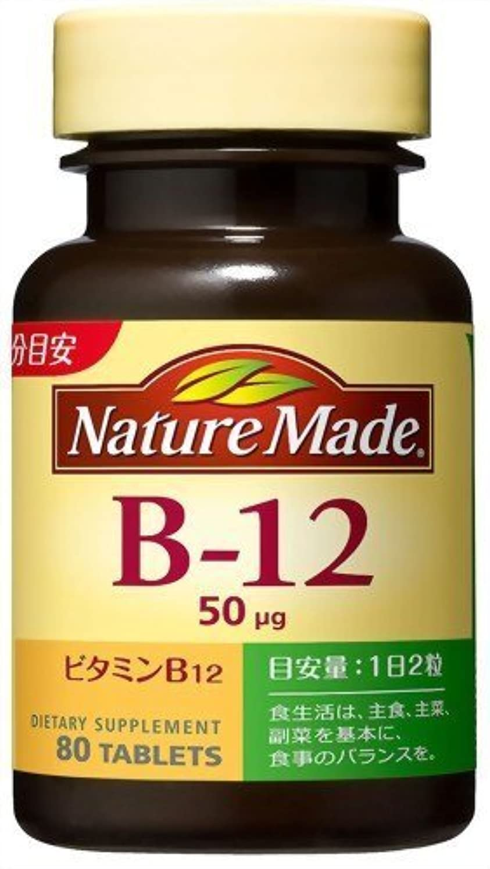 暗黙豊かにするリッチ大塚製薬 ネイチャーメイドビタミンB12 80粒×2 907