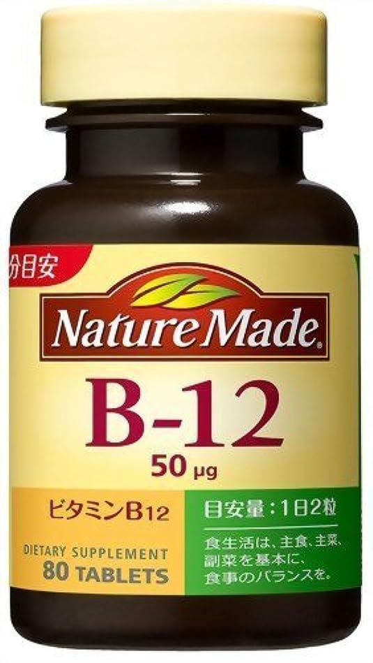 ステッチユニークな繁栄する大塚製薬 ネイチャーメイドビタミンB12 80粒×2 907