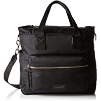 Marc Jacobs Nylon Biker Baby Weekender Bag, Black, One Size