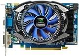 玄人志向 グラフィックボード nVIDIA GeFoce GTS450 1GB PCI-E RGB DVI HDMI DirectX11 空冷FAN 補助電源6pin×1 GF-GTS450-E1GH