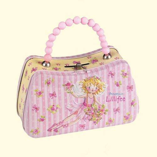 (シュピーゲルブルグ) SPIEGELBURG 【プリンセスリリー】Princess lillifee ハンドバッグ型貯金箱