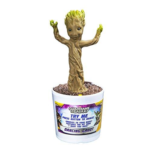 ガーディアンズオブギャラクシー エレクトロニック ダンシング ベビー・グルートGuardians of the Galaxy Electronic Dancing Baby Groot Figure【並行輸入品】
