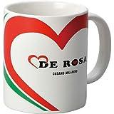 DE ROSA(デローザ) MUG WHITE マグカップ