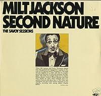 SECOND NATURE----THE SAVOY SESSIONS---MILT JACKSON --DOUBLE VINYL LP