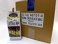 箱売り ハワイアンアイルズ レギュラーコーヒー コナ チョコレートマカダミア 7oz 198g 12袋