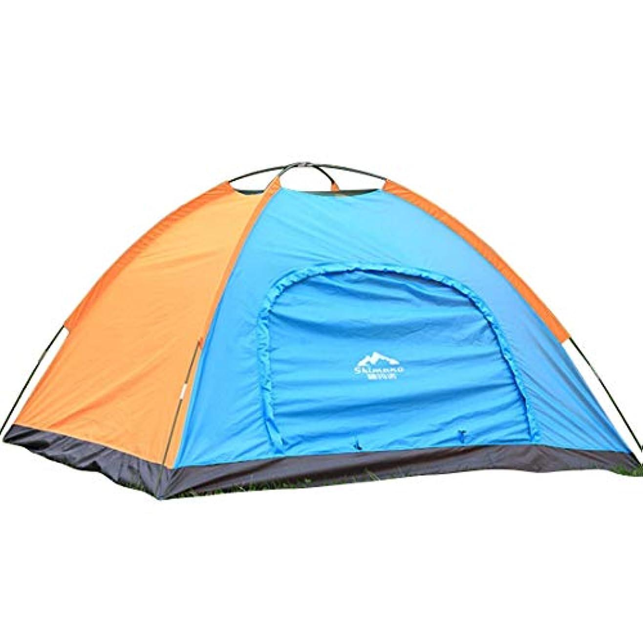 シーボード開梱信条方朝日スポーツ用品店 屋外または家族のキャンプ旅行に適したテレスコピックテント。 (サイズ : 3-4P)