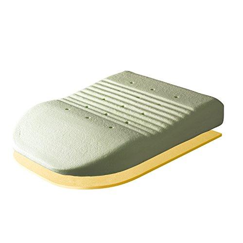 日本製 エアロフロー 低反発 足まくら 足の疲れ むくみ 脚枕 足枕 あし枕 フットピロー