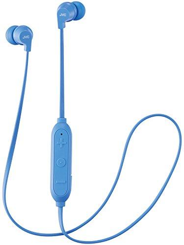 JVC HA-FX27BT-A ブルー  ワイヤレスステレオヘッド