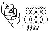 【177】 CRキャブレターリペアキット CR26CR29CR31CR33CR35CR38対応 CAB-CR-FULL CAB-CR-FULL