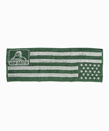 【BEN DAVIS】フェイスタオル  USA FLAG T...