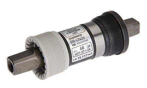 SHIMANO(シマノ) BB-UN26 68BSA 付属/クランク取り付けボルト 117mm(YL117) BB-UN26