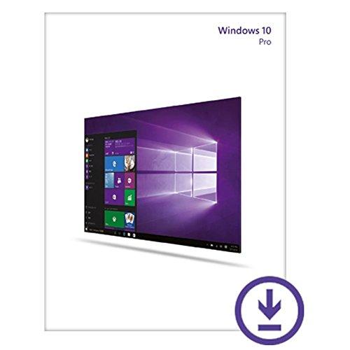 Win 10 Proダウンロード版32bit/64bit 日本語正規版 インストール完了までサポート 1PC オンライン認証保証