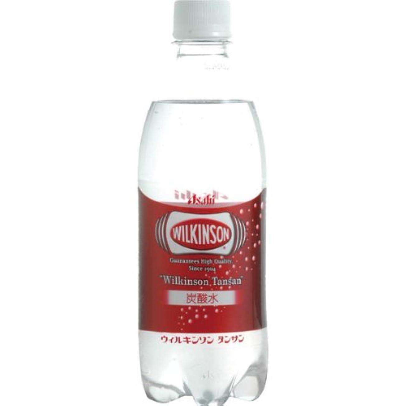 波考古学一般的なウィルキンソン?炭酸水?500ml?ペットボトル(24本入り)