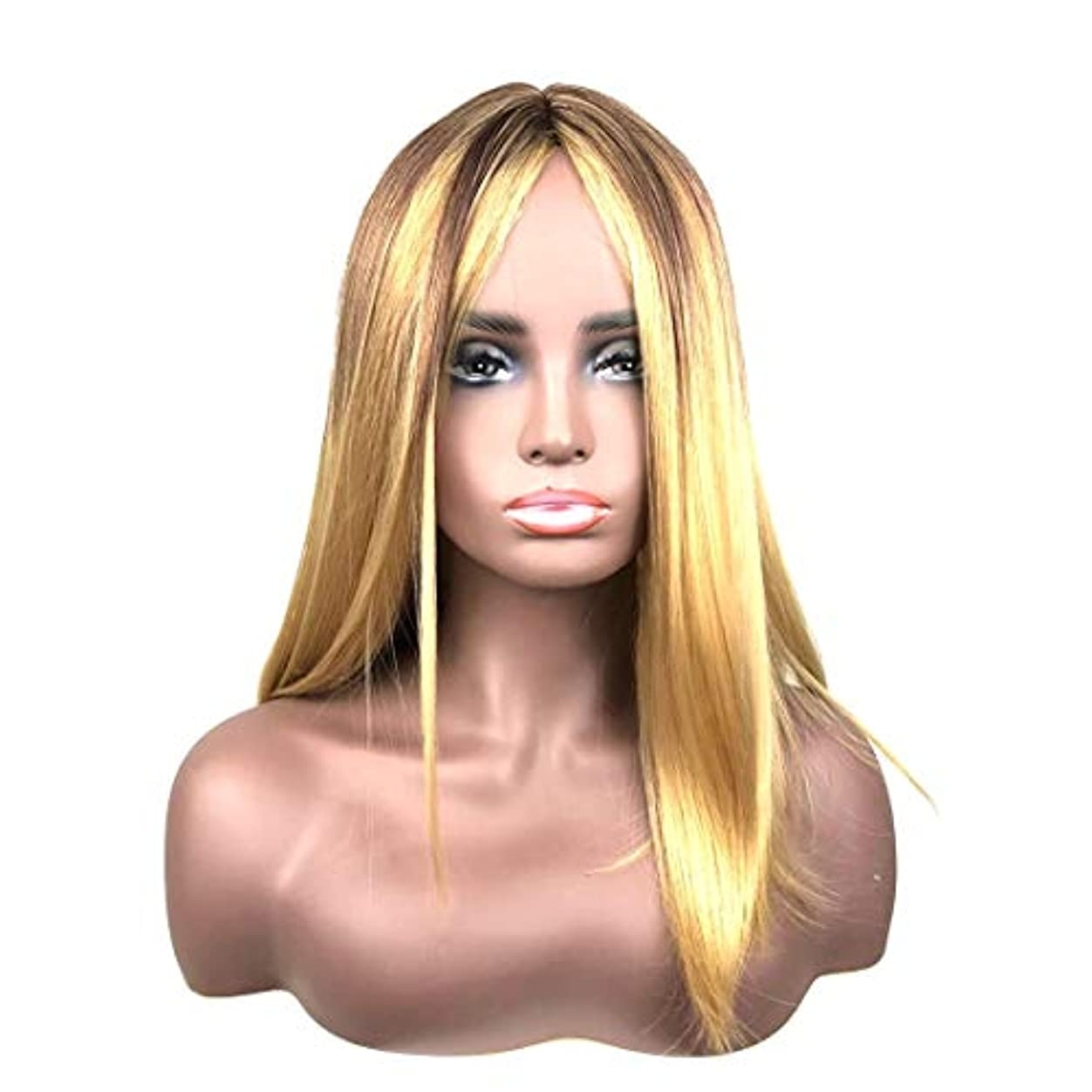 インタフェースウェブ対象Summerys 前髪合成耐熱性女性のヘアスタイルと短いふわふわボブ変態ストレートヘアウィッグ