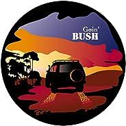 Bushranger 81Z98S Goin' Bush Spare Wheel Cover, B