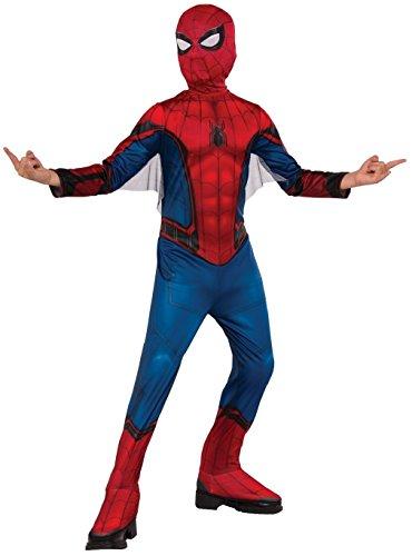 マーベル スパイダーマン ホームカミングM キッズコスチューム 男の子 対応身長120-140cm 630730M