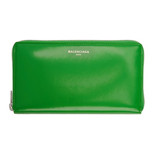 (バレンシアガ) Balenciaga レディース 財布 Green Essential Continental Wallet [並行輸入品]