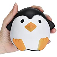 coerni Cute Penguins Slow Rising Stress Relief Squeeze Toy