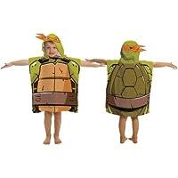 Teenage Mutant Ninja Turtles Michelangeloフード付きタオル