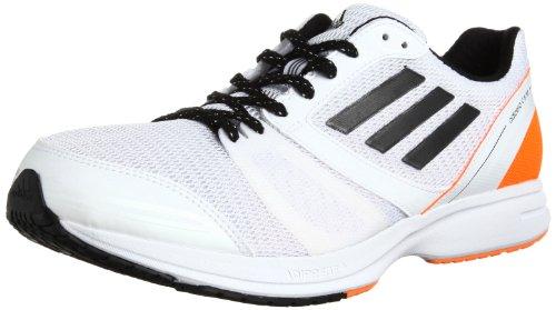 [アディダス] adidas adizero CS 10 Wide D66290 D66290 (ランニングホワイト/カーボンメット S14/ソーラーゼスト/22.5)