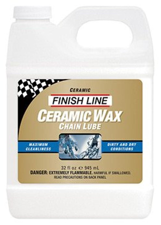 こっそり気分が悪い薬を飲むFINISH LINE(フィニッシュライン) TOS06503 セラミックワックスチェーンルーブ 945mlボトルCeramic Wax Chain Lube