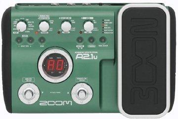 ZOOM アコースティックエフェクツペダル A2.1u