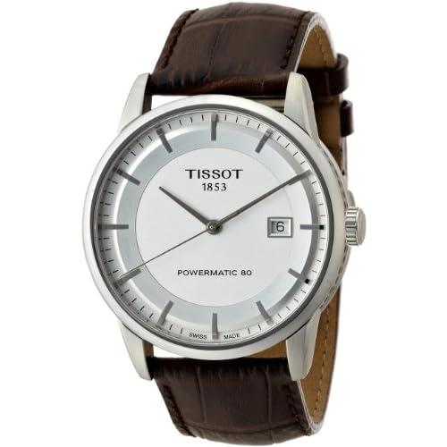 [ティソ]TISSOT 腕時計 Luxury Automatic(ラグジュアリーオートマチック) T0864071603100 メンズ 【正規輸入品】