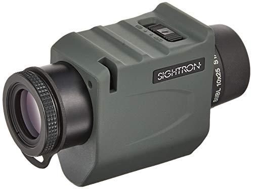 SIGHTRON 防振 単眼鏡 手振れ機能 搭載 防水タイプ SIIBL10X25 コンサート スポーツ観戦 野外 SIB23-0126