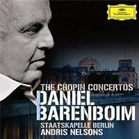 The Chopin Concertos by Daniel Barenboim (2011-05-03)