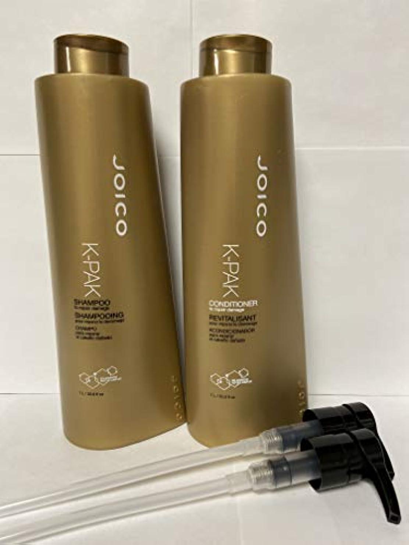 仕立て屋認可円形Joico K-Pak Conditioner (Dry/Damaged Hair) 1 Litre by Joico
