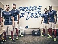 France National Soccer Team # 01–18x 24ポスター