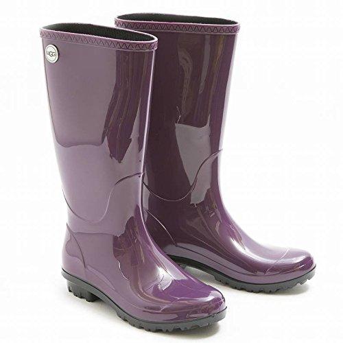 (アグ)UGG SHAYE シェイ レディース長靴 レインブーツ パープル 紫 1012350 US7/24cm [並行輸入品]