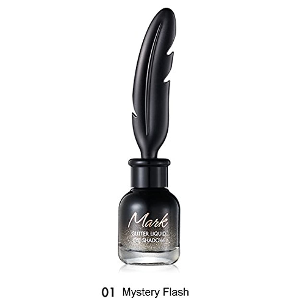 登山家活性化わずかなトニモリー TONYMOLY Mark Glitter Liquid Eye Shadow #01 Mystery Flash
