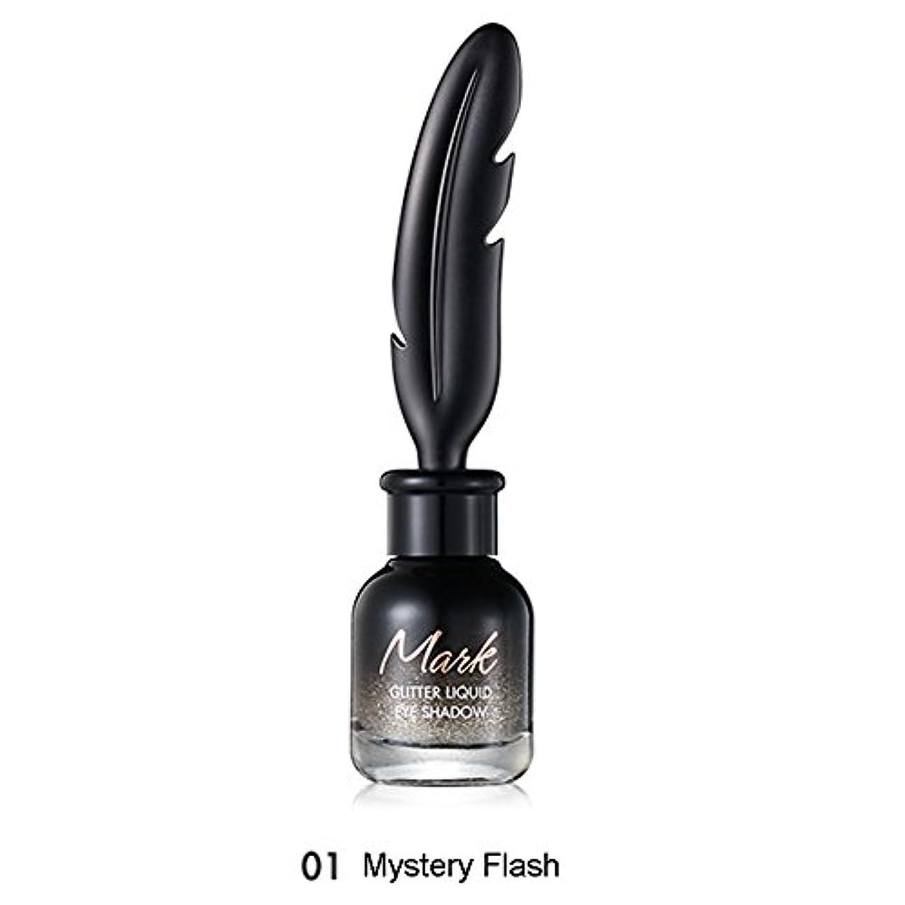 店員ブランチ自然公園トニモリー TONYMOLY Mark Glitter Liquid Eye Shadow #01 Mystery Flash