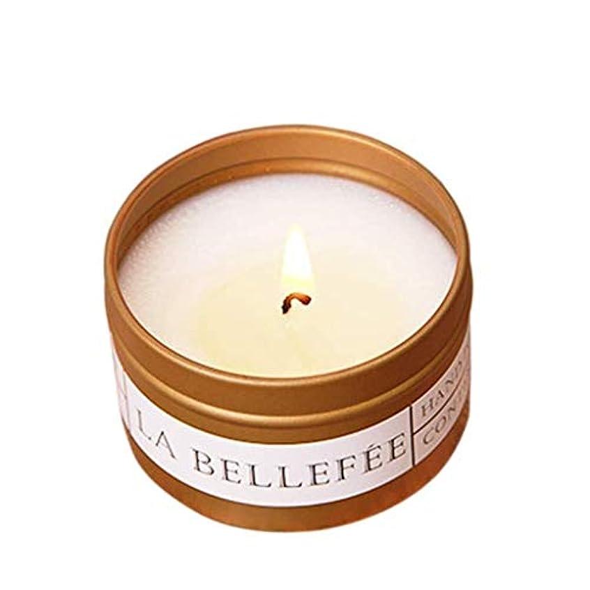廃棄するオリエンタル単なるキャンドル、天然大豆ワックスの香料入りの蝋燭、携帯用旅行錫の蝋燭の精油の救済圧力香料入りの蝋燭