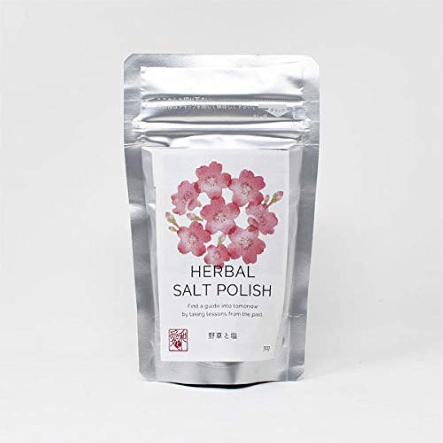高齢者あざミケランジェロプレマシャンティ 野草と塩(オーラルケア)30g